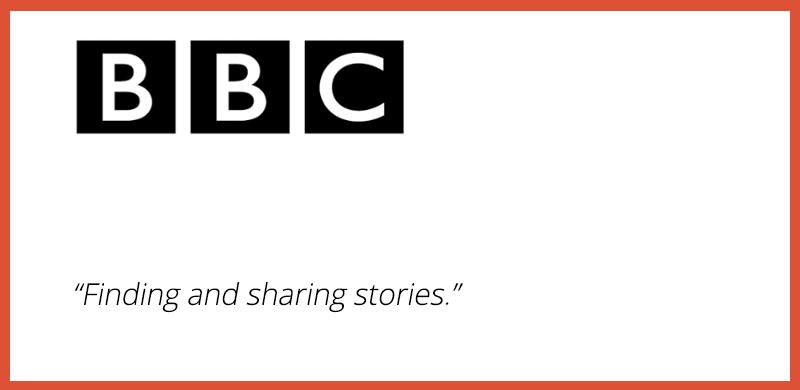 David Sloly Training at the BBC