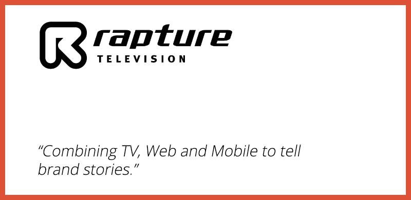 David Sloly Creative Director Producer Rapture TV