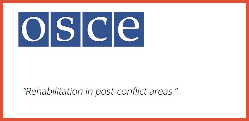David Sloly OSCE Work