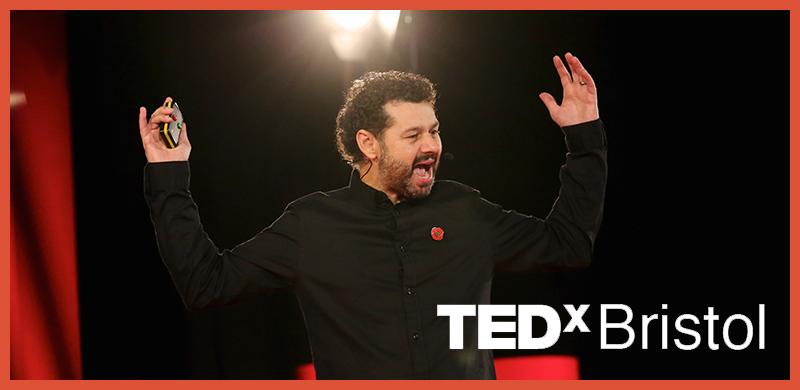 David Sloly Speaker at TEDx Bristol 2015
