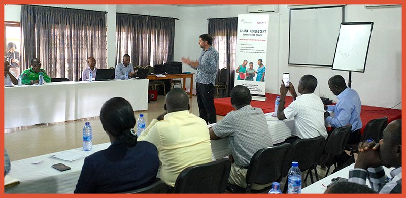 David Sloly HarveyDavid Cof-under Marketing Automation Communcations Agency Bristol B2B Ghana Workshop 2016 copy